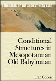 Conditional Structures in Mesopotamian Old Babylonian