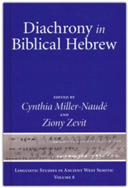 Diachrony in Biblical Hebrew