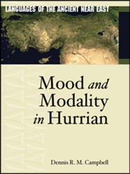 Mood and Modality in Hurrian
