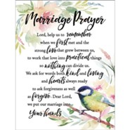 Marriage Prayer Magnet