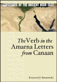 The Verb in the Amarna Letters from Canaan