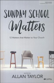 Sunday School Matters, Study Guide