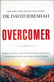 Overcomer, Hardcover Book