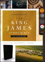 KJV Study Bible Full-Color Edition
