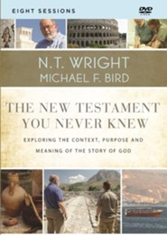 The New Testament You Never Knew, DVD Video Study