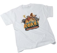 Roar: Adult T-Shirt, Small (34-36)