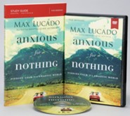 Anxious for Nothing Study Guide with DVD: Finding Calm in a Chaotic World