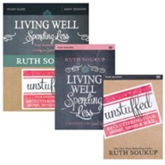 Living Well, Spending Less/Unstuffed Study Guide with DVD
