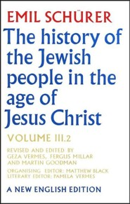 History of the Jewish People, Volume 3-B (includes index)