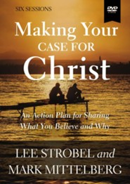 Making Your Case for Christ DVD Study