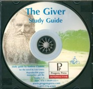 The Giver--Study Guide on CD-ROM