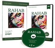 Rahab: In the Face of Rejection, Don't Judge Me; God Says I'm Qualified -  DVD/Study Guide Pack (Known by Name Series)