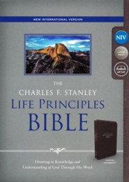 Charles F. Stanely Life Principles