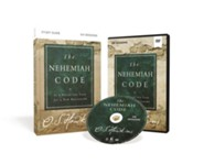 The Nehemiah Code Study Guide with DVD: It's Never Too Late for a New Beginning