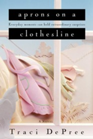 Aprons on a Clothesline - eBook Lake Emily Series #3