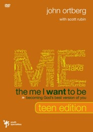 Me I Want to Be, Teen Edition, The: Becoming God's Best Version of You DVD
