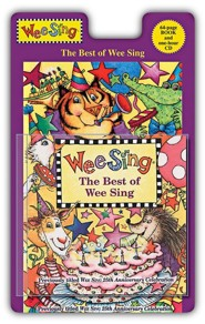 The Best of Wee Sing--Book and CD