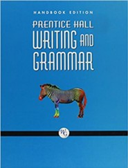 Prentice Hall: Writing and Grammar Grade 7 Student Workbook