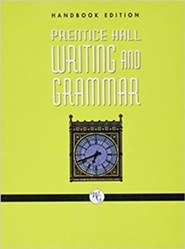 Prentice Hall: Writing and Grammar Grade 12 Student Workbook