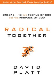 Take the next step. From radical followers of Christ to radical communities of faith.