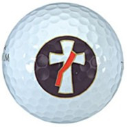 Set of 3 Golf Balls, Deacon