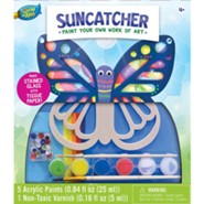 Classic Wood Paint Kit: Suncatcher