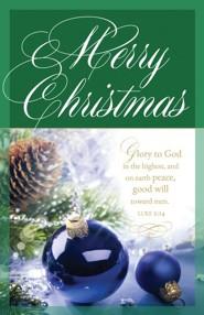 christmas church worship bulletins christianbook com