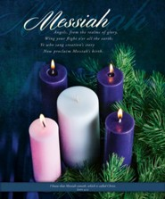 Messiah (John 4:25, KJV) Large Bulletins, 100
