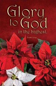 Glory to God (Poinsettia)