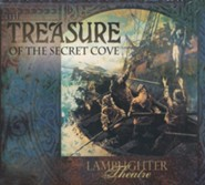 Treasure of the Secret Cove - 2-Disc Audio Drama
