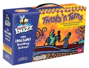 Buzz: Grades 1 & 2 Twist'n Turns Kit, Winter 2018-19