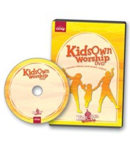 KidsOwn Worship DVD (bundled with KidsOwn Worship), Winter 2018-19