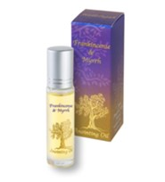 Anointing Oil: Frankincense & Myrrh