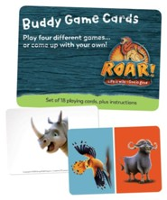 Roar: Buddy Game Card (set of 20)