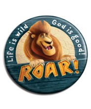 Roar: Buttons (pkg. of 30)