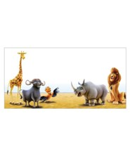 Roar: Theme Outdoor Banner (8 ft. x 4 ft.)
