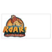 Roar: Logo Outdoor Banner (8 ft. x 4 ft.)