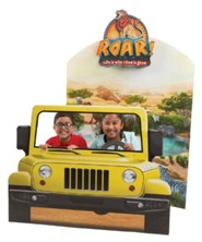 Roar: Jeep Display