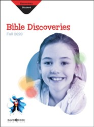 Bible-in-Life: Elementary Bible Discoveries (Student Book), Fall 2020
