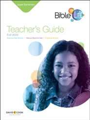 Bible-in-Life: Upper Elementary Teacher's Guide, Fall 2020