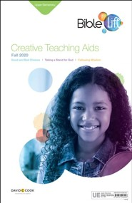Bible-in-Life: Upper Elementary Creative Teaching Aids, Fall 2020