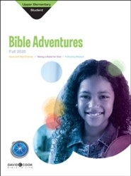 Bible-in-Life: Upper Elementary Bible Adventures (Student Book), Fall 2020