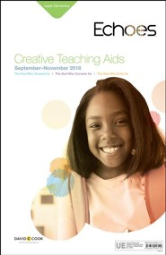 Echoes: Upper Elementary Creative Teaching Aids, Fall 2018