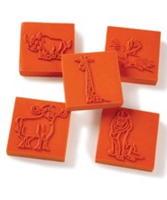 Roar: Bible Buddy Stampers (set of 5)