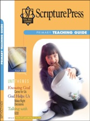 Scripture Press: Primary Grades 1-2 Teaching Guide, Fall 2018