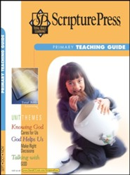 Scripture Press: Primary Grades 1 & 2 Teaching Guide, Fall 2020