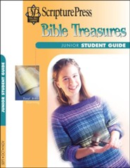 Scripture Press: Junior Grades 5-6 Bible Treasures (Student Book), Fall 2018