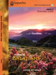 Scripture Press: Adult Bible Knowledge Teaching Guide, Fall 2020