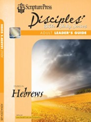 Scripture Press: Adult Disciples Leader's Guide, Fall 2018
