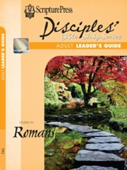 Scripture Press: Adult Disciples' Bible Study Leader's Guide, Fall 2020